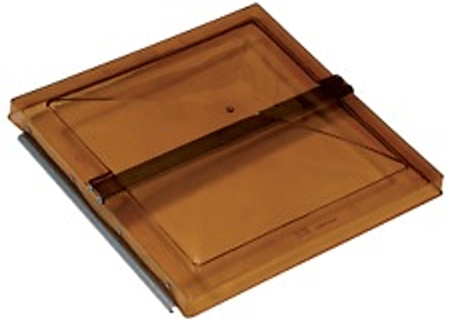 Heng's 90084-C1 Elixir Old Style (20000 Series) Replacement Vent Lid - Amber
