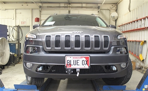 Blue Ox BX1136 Baseplate For 2014-2018 Jeep Cherokee Trailhawk