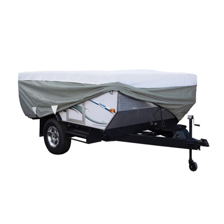 Classic Accessories 80-209-303101-00 PolyPRO3 8.5' Folding Camper Cover - Model 0