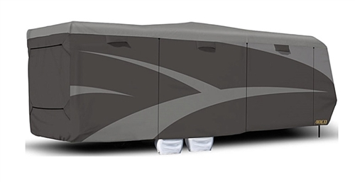 ADCO 52275 Designer Series SFS Aquashed Toy Hauler Cover - 30'1'' - 33'6'' Questions & Answers