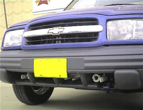 Blue Ox BX1636 Baseplate For 2000-05 Suzuki Vitara/1999-04 Chevy Tracker Questions & Answers