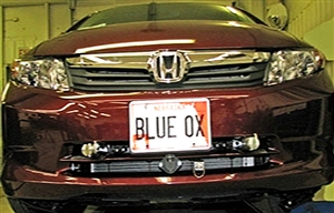 BX2256 Blue Ox 2012 Honda Civic Base Plate Questions & Answers