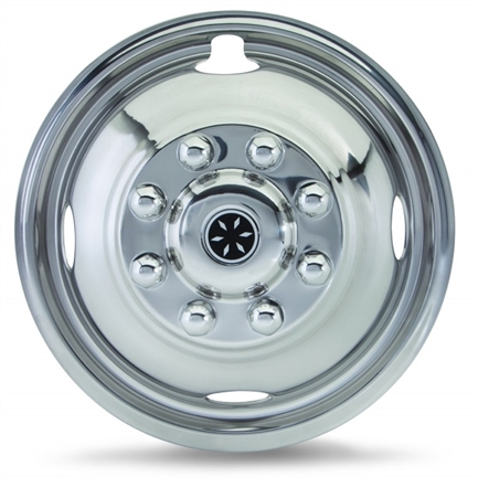 Dicor Corp FL60-59-FWC 16'' 8 Lug, 4 Hand Hole Front Wheel Simulator Questions & Answers