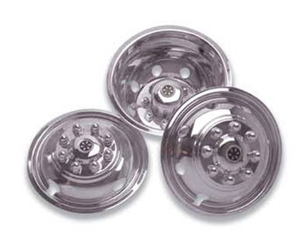 "Dicor Corp V160F7-RWC 16"" 8 lug, 8 Hand Hole Single Rear Versa-Liner - 1997 1/2  to March 2007 Ford"
