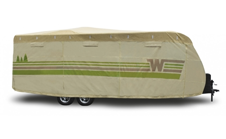 ADCO 64838 Winnebago Travel Trailer RV Cover, Up to 15' Questions & Answers