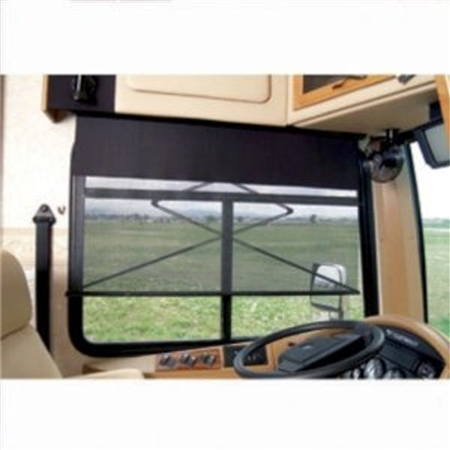 Carefree YR040ZD36L-RP 40'' Power SideVisor Window Shade - Left Side Questions & Answers