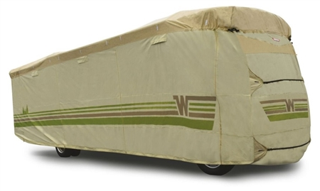 It's indicated that the 64826 RV cover weighs 23 lbs. Is this accurate? That seems awfully low.