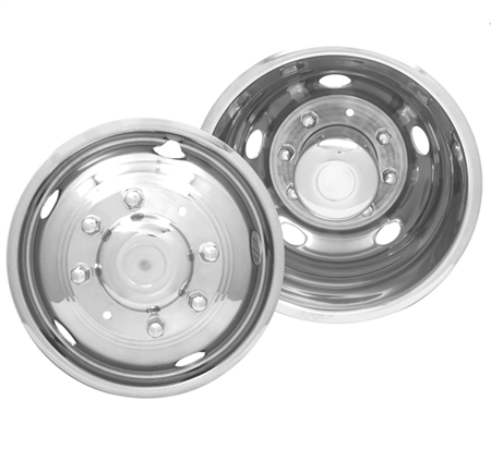 Dicor Corp V195F9 19.5 x 6.75 8 lugs, 5 Hand Hole Versa-Liner Wheel Set - 1999-2002, Ford Super Duty Questions & Answers