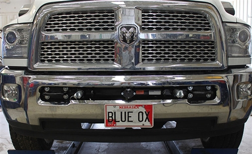 Blue Ox BX1989 Baseplate For 2003-2018 Dodge Ram 2500/3500