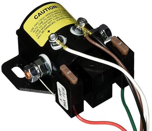 KIB LR9806 Battery Disconnect Latching Relay