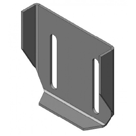 Lippert 104851 Adjustable Plate for LCI Slide-Out System Heads