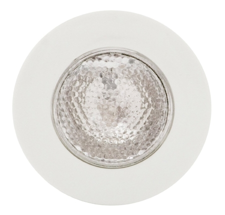 ITC 81292-W-D Prizm Surface Mount Halogen Overhead RV Light - White Questions & Answers
