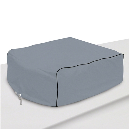 Classic Accessories 80-071-161001-00 RV AC Cover Grey - Carrier & Air V Questions & Answers