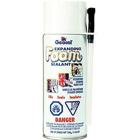 Geocel 43200 20Oz Can Expanding Foam Sealant