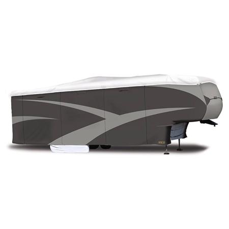 "ADCO 34856 5th Wheel Designer Series Tyvek Plus Wind Cover - 34'1""-37'"