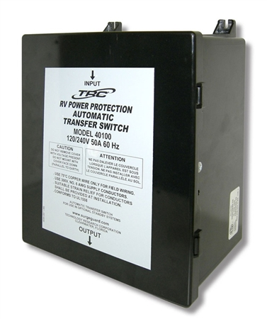 Surge Guard 40100-001 Basic 50 Amp Automatic Transfer Switch Questions & Answers
