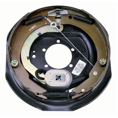 "Lippert 296651 Forward Self-Adjusting Electric Brake Assembly - 12"" x 2"" - Left Hand"