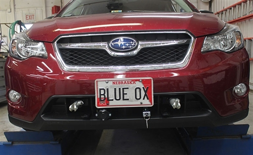 Blue Ox BX3620 Baseplate For 2014-16 Subaru XV Crosstrek/2015 Impreza (All Models) Questions & Answers