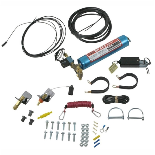 Roadmaster 98160 Second Vehicle Kit for BrakeMaster Systems with BreakAway Questions & Answers