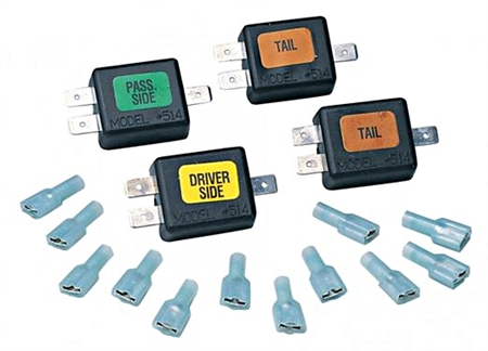 Hopkins Towing Solutions 48955 Taillight Isolating Kit With Diodes Questions & Answers