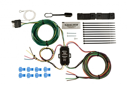 Hopkins 55999 Universal Towed Vehicle Wiring Kit Questions & Answers