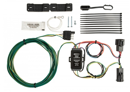 Hopkins 56005 Ford/Lincoln Towed Vehicle Wiring Kit
