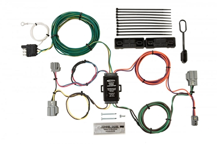 Hopkins 56007 Ford Focus Sedan Towed Vehicle Wiring Kit