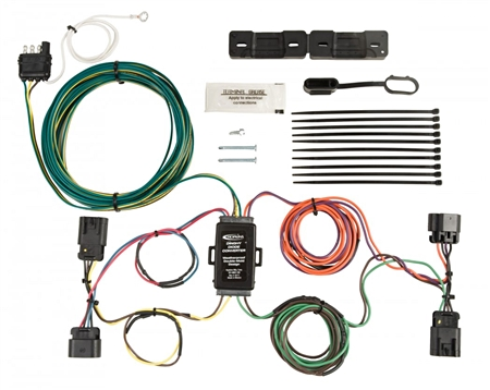 Hopkins Towing Solutions 56102 Chevy/GMC Towed Vehicle Wiring Kit Questions & Answers