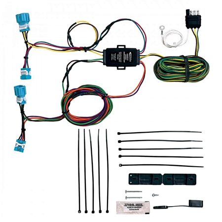Hopkins Towing Solutions 56300 Honda CR-V 2007-2011Towed Vehicle Wiring Kit