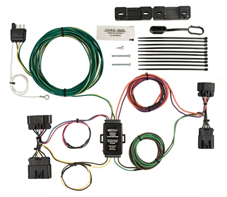 Which towed vehicle wiring kit will work with a 2018 GMC Canyon? The 56109 only goes to year 2012. Thank you