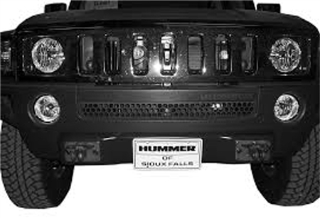 Demco Hummer H3/H3T Base Plate # 9518193 For 2006 to 2010 Vehicles