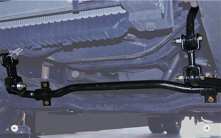 Blue Ox TH7162 Front Sway Bar GM P30 Class A 75-99