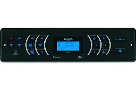 Jensen JWM1A App Ready, Bluetooth Wall Mount RV Stereo Questions & Answers