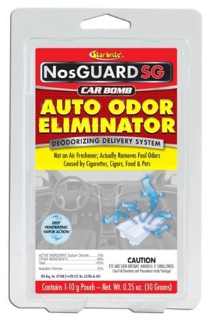 STAR BRITE 19970 Nosguard SG Auto Odor Eliminator Questions & Answers