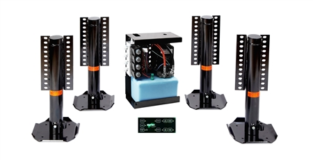 Bigfoot PC-C45001 Chevy 4500 Platinum Semi-Automatic Leveling System Questions & Answers