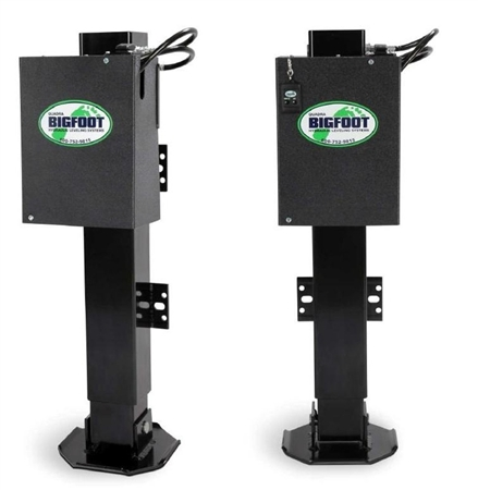 Bigfoot 2DMO-SQI24 2 Pump 2 Cylinder Manual Override Landing Gear System Questions & Answers