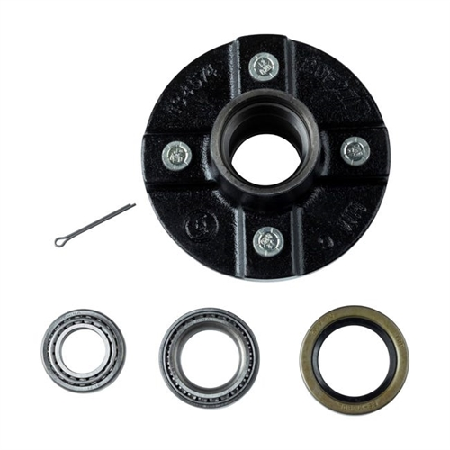 Lippert 814206 Idler Hub With Bearing Cone Kit - 4 On 4'' Bolt Pattern - 2,200 Lbs Questions & Answers