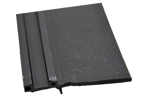 """AP Products 018-316 EK Slide-Out Seal Base With 2-7/8"""" Wiper - 3-2/3"""" x 1/2"""" x 35 Ft - Black"""
