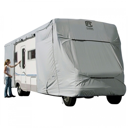 "This RV Cover says its 472"" long is that correct? The description says 29'-32' will this fit my Jayco 32' 1/2""?"