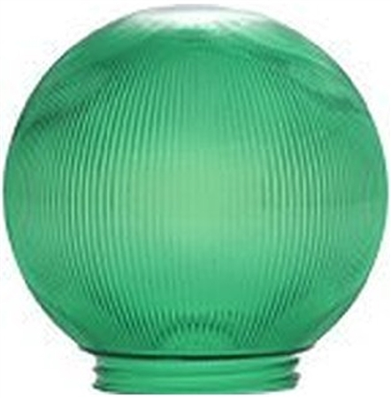 Polymer Products 3262-51630 6'' Replacement Globe- Green Questions & Answers