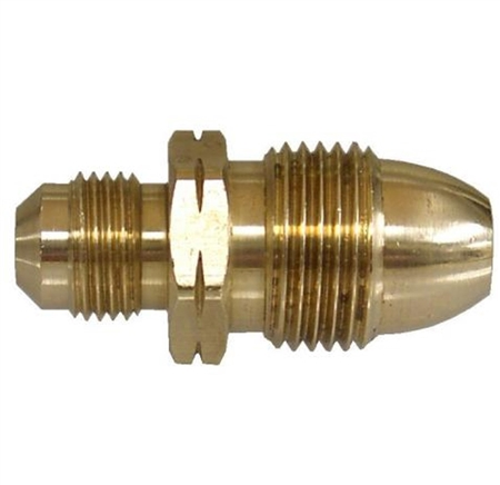 Does ME353 or ME318 adapter brass contain lead?