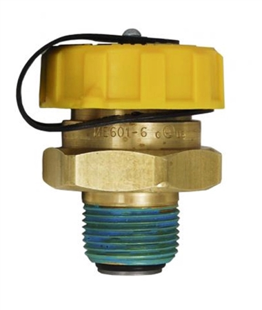 Marshall Excelsior ME601-6 1-3/4''M.Acme x 3/4'' MNPT Double Check Fill Valve with Cap Questions & Answers