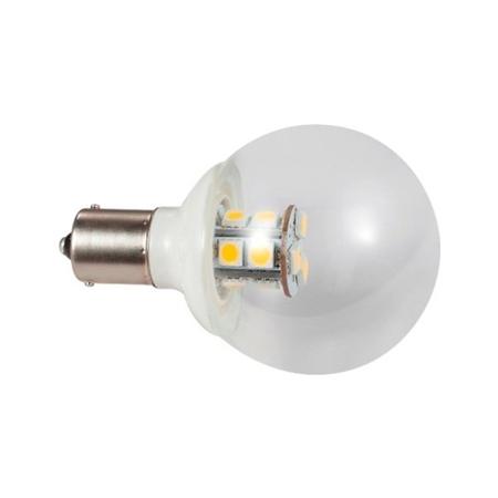 Ming's Mark 9090105 RV Vanity LED Light Bulb 1156/20-99 Base, 130 Lumens