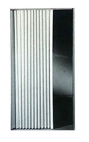 Irvine 3075FIB RV Pleated Fabric Folding Door - 30'' W x 75'' H - Ivory Questions & Answers