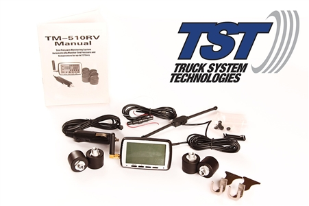 TST 510TPMS6 510 Tire Pressure Monitor System With 6 Tire Sensors