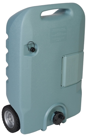Tote-N-Stor 42022 Portable RV Waste Tank - 25 Gallon