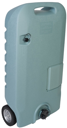 Tote-N-Stor 25609 Portable RV Waste Tank - 32 Gallon Questions & Answers