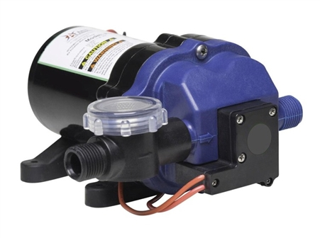 Artis Products PDS1-130-1240E Power Drive Series 1 RV Water Pump - 3.0 GPM
