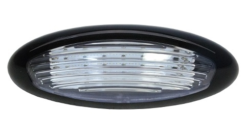 what kind of switch is needed for this ITC 69768-BK-D porch light, to use either white or amber lighting?