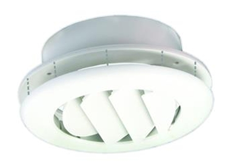 JR Products ACG150DPW-A Coolvent Deluxe Adjustable Ceiling Vent- Polar White Questions & Answers